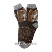 Носки вязаные мужские Артикул N261