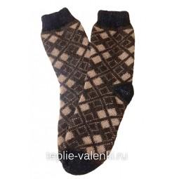 Носки вязаные мужские Артикул N262