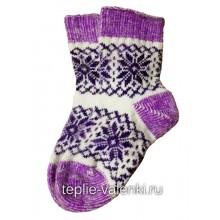 Носки вязаные женские Артикул N264
