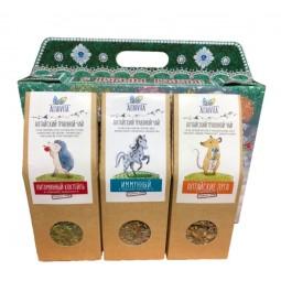 Набор Алтайских натуральных чаев в ассортименте PD103