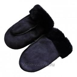 Рукавицы темно-синие Артикул R121